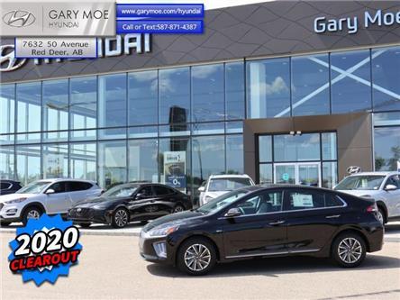 2020 Hyundai Ioniq EV Ultimate (Stk: 0IQ0553) in Red Deer - Image 1 of 11