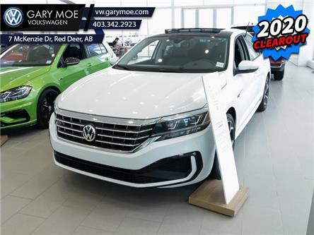 2020 Volkswagen Passat Execline (Stk: 0PT6009) in Red Deer County - Image 1 of 17
