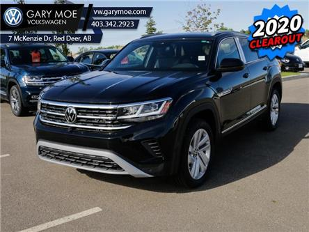 2020 Volkswagen Atlas Cross Sport 3.6 FSI Execline (Stk: 0CS0346) in Red Deer County - Image 1 of 17