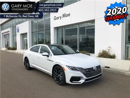 2020 Volkswagen Arteon Execline (Stk: 0AR3401) in Red Deer County - Image 1 of 8