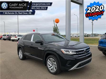 2020 Volkswagen Atlas Cross Sport 3.6 FSI Execline (Stk: 0CS6977) in Red Deer County - Image 1 of 9