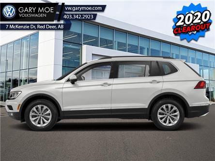 2020 Volkswagen Tiguan Comfortline (Stk: 0TG5856) in Red Deer County - Image 1 of 2
