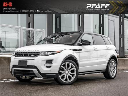 2014 Land Rover Range Rover Evoque Dynamic (Stk: 40176A) in Markham - Image 1 of 22