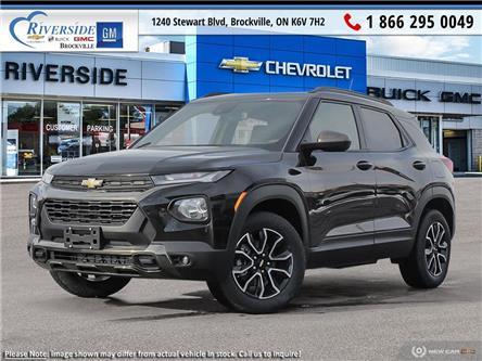 2021 Chevrolet TrailBlazer ACTIV (Stk: 21-109) in Brockville - Image 1 of 23