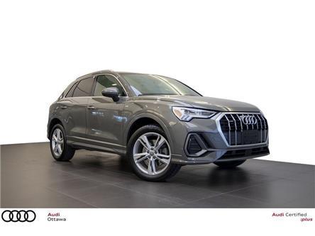 2019 Audi Q3 2.0T Progressiv (Stk: 53763A) in Ottawa - Image 1 of 22