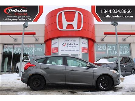 2012 Ford Focus SEL (Stk: 22412WW) in Greater Sudbury - Image 1 of 24