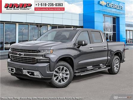 2021 Chevrolet Silverado 1500 High Country (Stk: 89530) in Exeter - Image 1 of 22