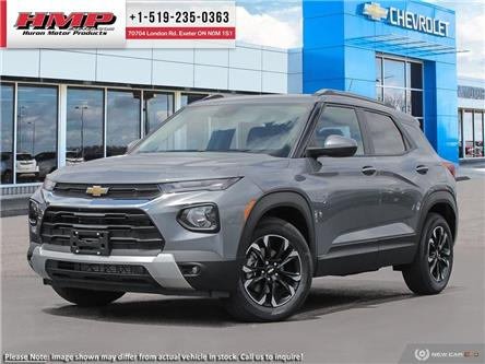 2021 Chevrolet TrailBlazer LT (Stk: 89477) in Exeter - Image 1 of 23