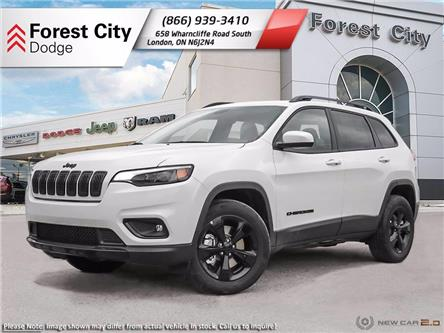2021 Jeep Cherokee Altitude (Stk: 21-8002) in London - Image 1 of 22
