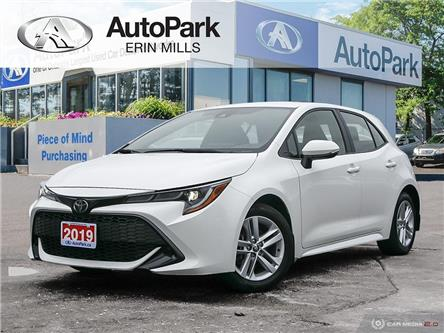 2019 Toyota Corolla Hatchback Base (Stk: 47842AP) in Mississauga - Image 1 of 27