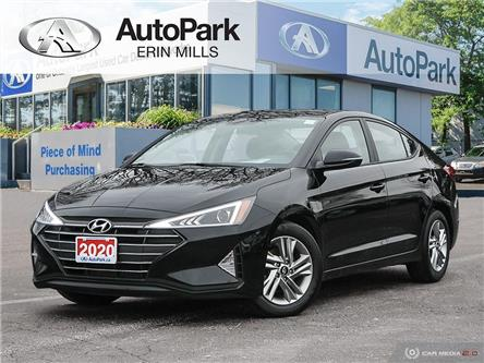 2020 Hyundai Elantra Preferred (Stk: 8277AP) in Mississauga - Image 1 of 27