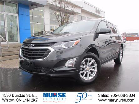2021 Chevrolet Equinox LT (Stk: 21T053) in Whitby - Image 1 of 29
