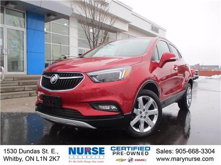 2017 Buick Encore Essence (Stk: 10X458) in Whitby - Image 1 of 26