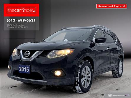 2015 Nissan Rogue SV (Stk: ) in Ottawa - Image 1 of 25
