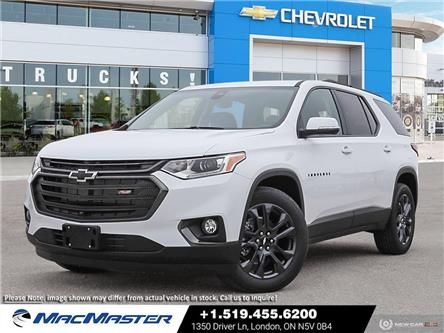 2021 Chevrolet Traverse RS (Stk: 210301) in London - Image 1 of 23