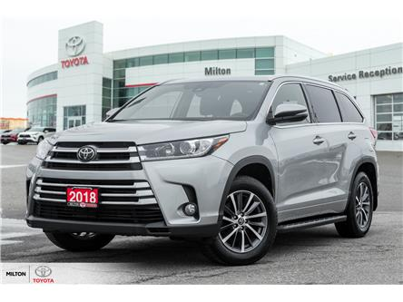 2018 Toyota Highlander XLE (Stk: 547555) in Milton - Image 1 of 23