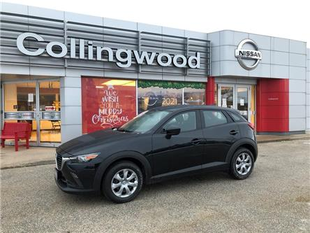 2016 Mazda CX-3 GX (Stk: P4686B) in Collingwood - Image 1 of 22