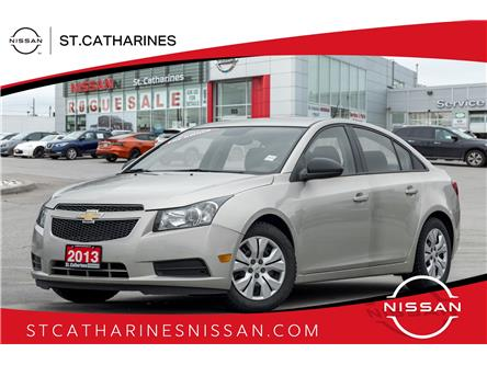 2013 Chevrolet Cruze LS (Stk: SSP375A) in St. Catharines - Image 1 of 16
