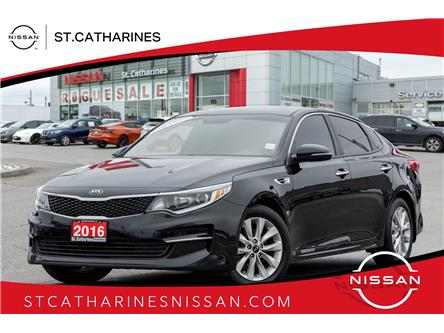 2016 Kia Optima LX (Stk: SSP363) in St. Catharines - Image 1 of 19