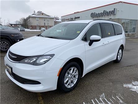 2021 Chrysler Grand Caravan SXT (Stk: 21-069) in Ingersoll - Image 1 of 20