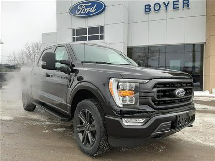 2021 Ford F-150 XLT (Stk: F3113) in Bobcaygeon - Image 1 of 24