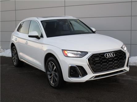 2021 Audi Q5 45 Progressiv (Stk: 210041) in Regina - Image 1 of 22