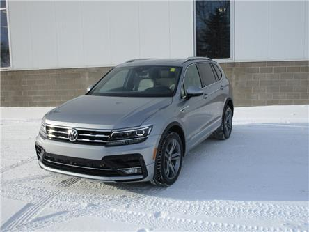 2021 Volkswagen Tiguan Highline (Stk: 210104) in Regina - Image 1 of 48