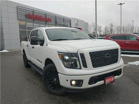 2018 Nissan Titan SV Midnight Edition (Stk: CJN546367L) in Bowmanville - Image 1 of 28