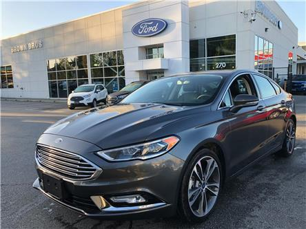 2018 Ford Fusion Titanium (Stk: RP19162) in Vancouver - Image 1 of 21
