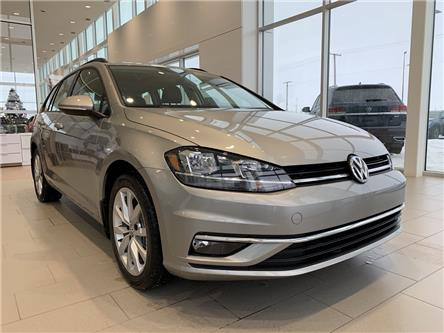 2019 Volkswagen Golf SportWagen 1.8 TSI Highline (Stk: 69696) in Saskatoon - Image 1 of 20