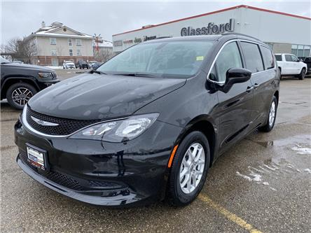 2021 Chrysler Grand Caravan SXT (Stk: 21-073) in Ingersoll - Image 1 of 21