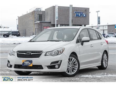 2015 Subaru Impreza 2.0i (Stk: 228801A) in Milton - Image 1 of 20
