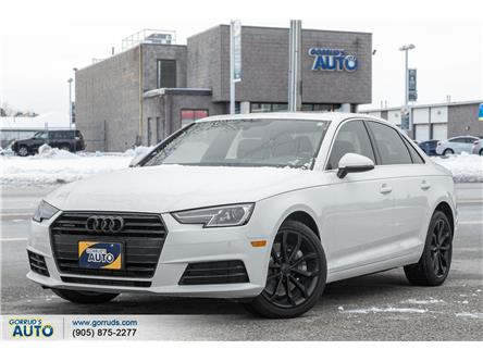 2017 Audi A4 2.0T Progressiv (Stk: 047769) in Milton - Image 1 of 21
