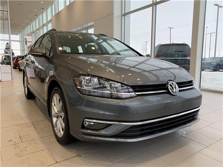 2019 Volkswagen Golf SportWagen 1.4 TSI Highline (Stk: 69691) in Saskatoon - Image 1 of 21