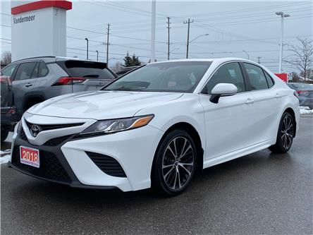 2018 Toyota Camry SE (Stk: CW109A) in Cobourg - Image 1 of 28