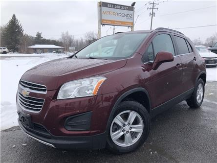 2016 Chevrolet Trax LT (Stk: ) in Kemptville - Image 1 of 28