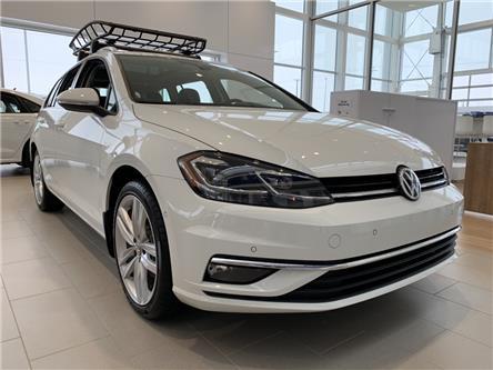 2019 Volkswagen Golf SportWagen 1.8 TSI Execline (Stk: 69700) in Saskatoon - Image 1 of 19