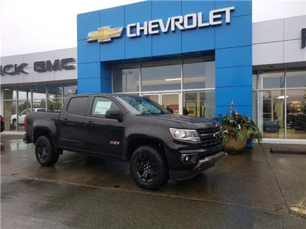2021 Chevrolet Colorado Z71 (Stk: 21T74) in Port Alberni - Image 1 of 28