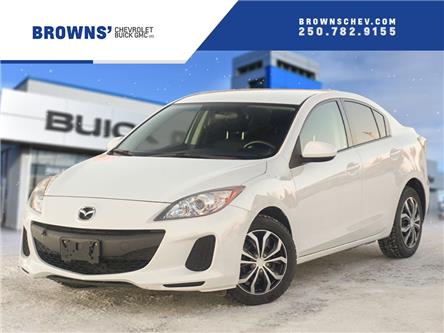 2013 Mazda Mazda3 GX (Stk: T20-1690A) in Dawson Creek - Image 1 of 14