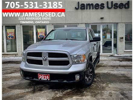 2016 RAM 1500 SLT (Stk: N20529A) in Timmins - Image 1 of 14