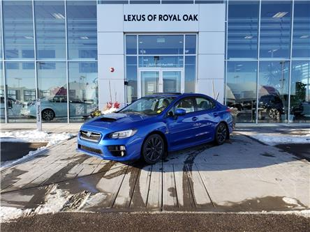 2015 Subaru WRX Sport-tech Package (Stk: L21040A) in Calgary - Image 1 of 22