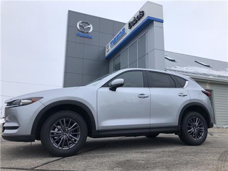 2021 Mazda CX-5 GS (Stk: T2122) in Woodstock - Image 1 of 17