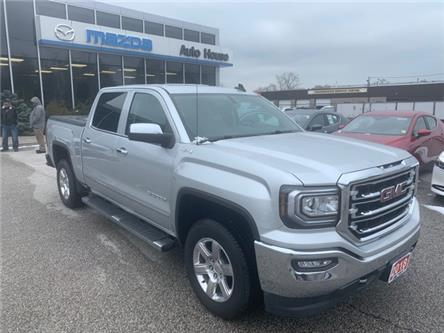 2018 GMC Sierra 1500 SLT (Stk: M4445) in Sarnia - Image 1 of 10