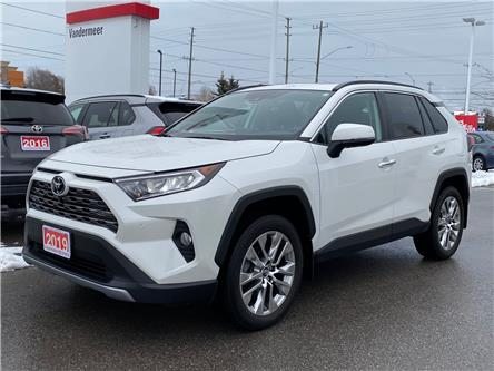 2019 Toyota RAV4 Limited (Stk: W5243A) in Cobourg - Image 1 of 29