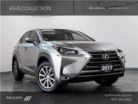 2017 Lexus NX 200t Base (Stk: 100660P) in Brampton - Image 1 of 20