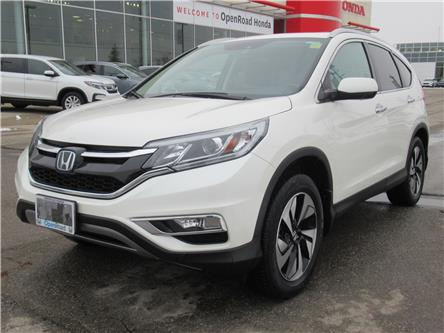 2016 Honda CR-V Touring (Stk: CR00764A) in Brampton - Image 1 of 25