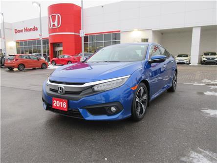 2016 Honda Civic Touring (Stk: 28514A) in Ottawa - Image 1 of 16