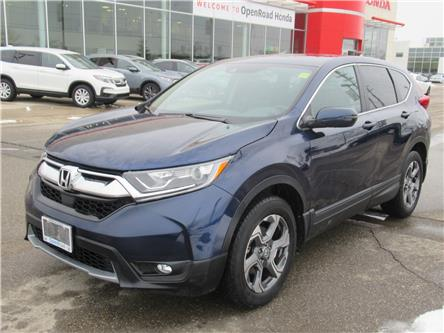 2018 Honda CR-V EX-L (Stk: CR13400A) in Brampton - Image 1 of 23