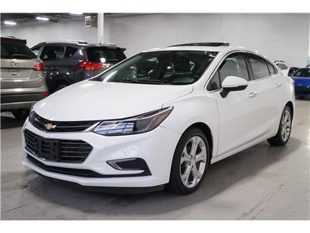 2016 Chevrolet Cruze Premier Auto (Stk: 243487) in Vaughan - Image 1 of 28
