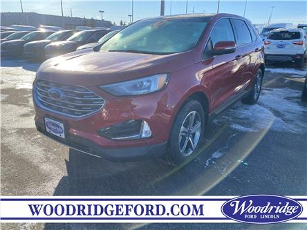 2020 Ford Edge SEL (Stk: L-1345) in Calgary - Image 1 of 5